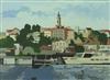 Beograd sa reke